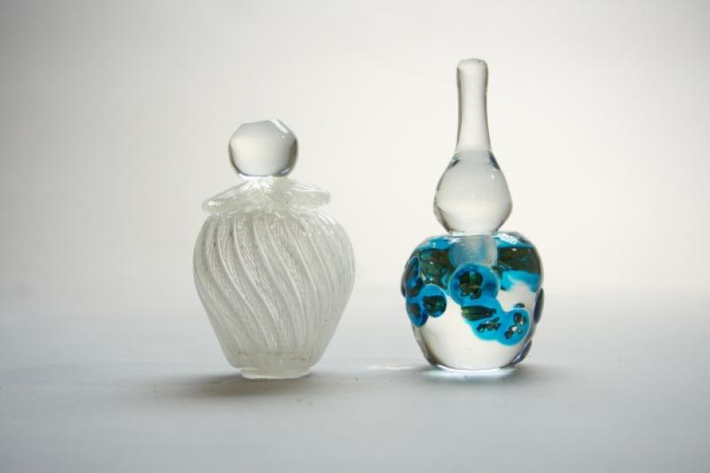 glass sculptures by Doug Moreland