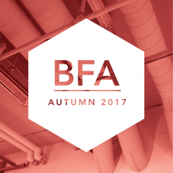 2017 Fall BFA Thesis Exhibition