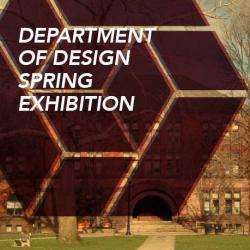 Department of Design Spring 2018