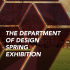 The Department of Design Spring Exhibition icon