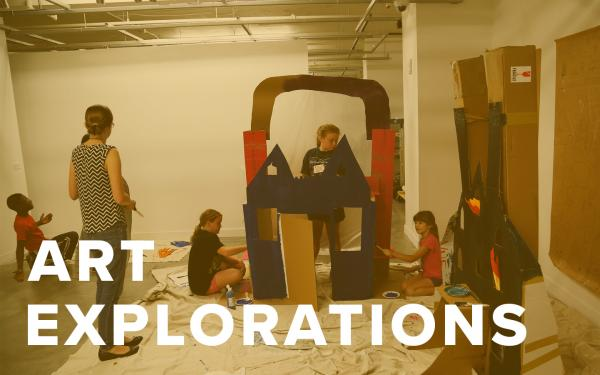 Art Explorations Banner