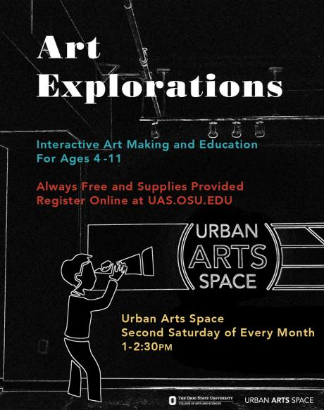 Art Explorations programming has been suspended until further notice