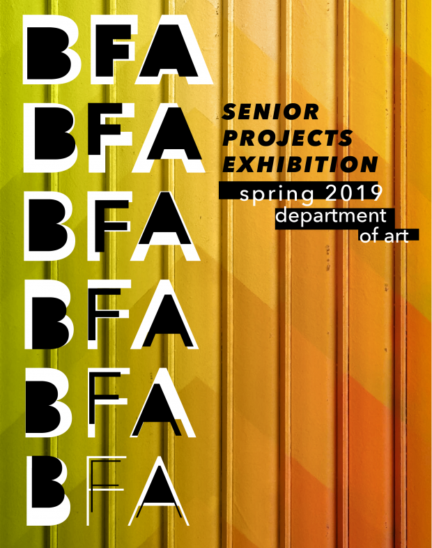 Senior Projects BFA 2019