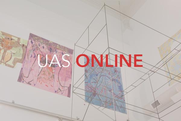 UAS Online placeholder image, gallery shot with text overlayed