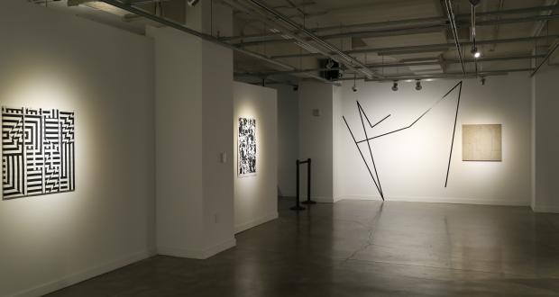 For Laban: Jean Kirsten at Urban Arts Space, photographed by Hillary Nicole Reed