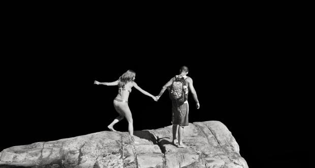 Donald Lokuta: Couple Holding Hands 2008-2009