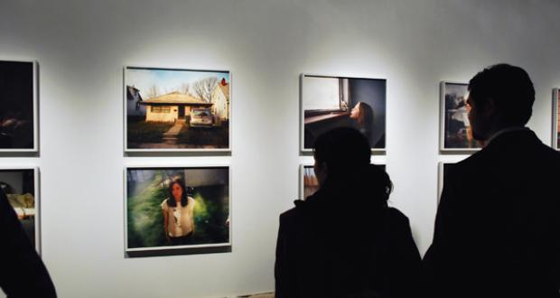 MFA Exhibition Reception