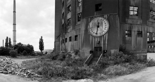 Fredrik Marsh: Gasometer, Dresden-Reick, 2002