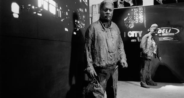 Donald Lokuta: Room 3, the Last Two Sculptures, 2000