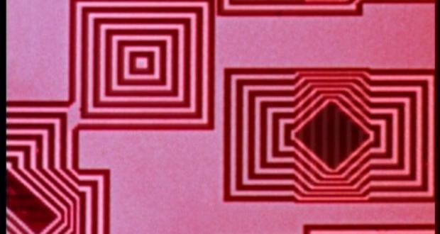 Lillian Schwartz, Pixillation Strips, 1971