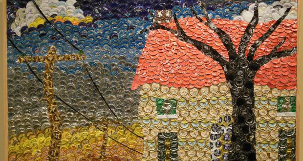 Shaky House by John Taylor Lehman