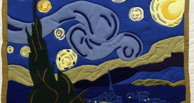 Starry Night: an homage to Vincent Van Gogh