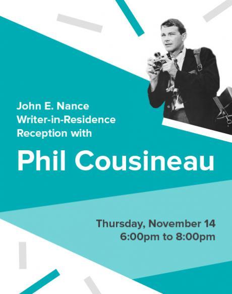 Phil Cousineau Reception