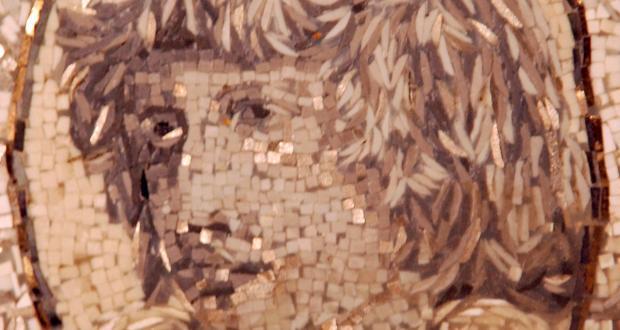 """Mary Jo Bole: """"My Hair is My Shelter (Winifred, Ruth, Winifred)"""" detail"""