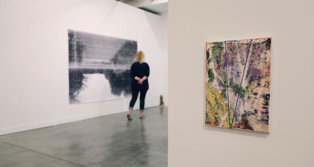 Gallery view of Impermanent Durations at Urban Arts Space