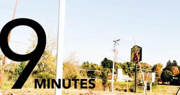 9 Minutes banner