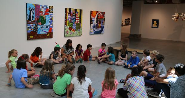 Summer Arts Camp 2016
