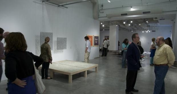 Opening Reception for Faculty Exhibition