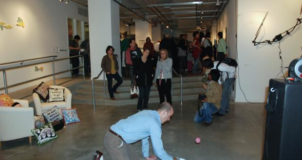 MFA Exhibition Reception