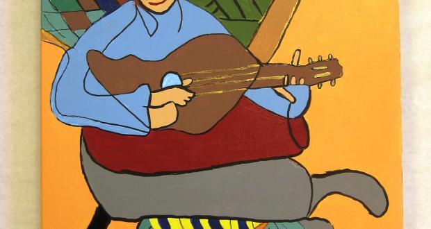 Thomas Tyler: Guitar Man
