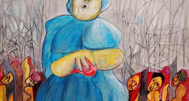 Pamela Mackey: Nuclear K.N.E.E.G.R.O.W: A Joyful Refugee