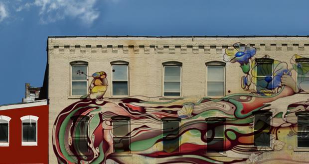 Image of Street Art (detail)