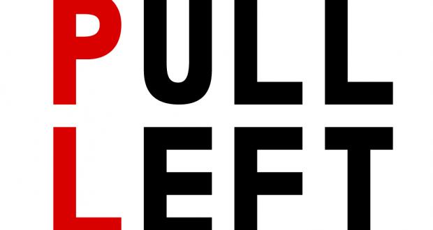 PULL LEFT logo