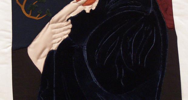 Proserpine: an homage to Dante Gabriel Rossetti