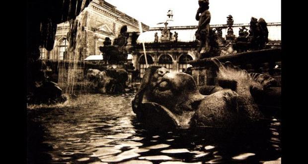 Kathy L. McGhee, Zwinger Fountain, 2007