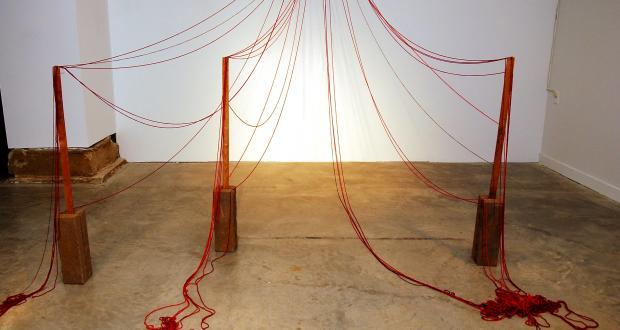 Rana Siegel: Staggered, 2010