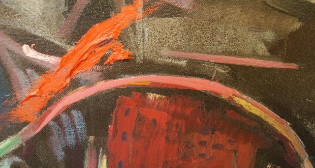"Stefan Hoza: ""Detail 1"""