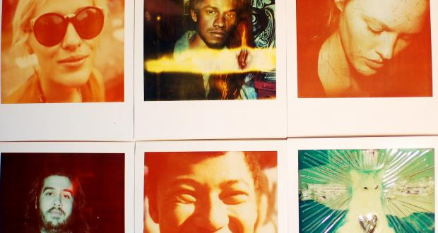 Miles Tsang: Detail of 2008-2010, Polaroid Integral Film