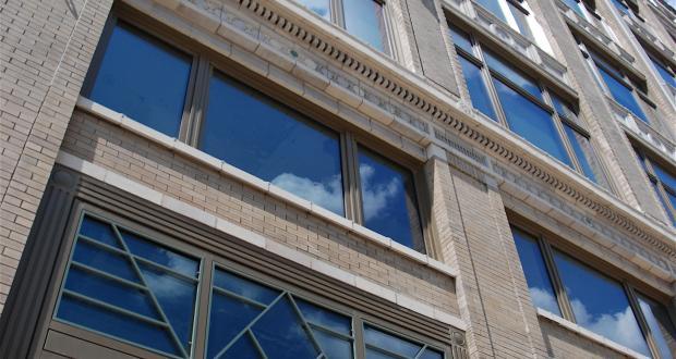 Lazarus Building Facade Image