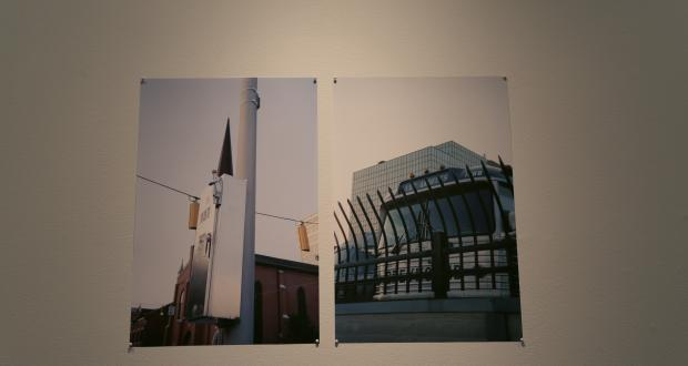Image from Town 5th Main and High Exhibit
