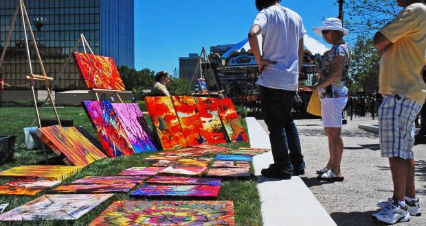 Urban Arts Outdoors Image