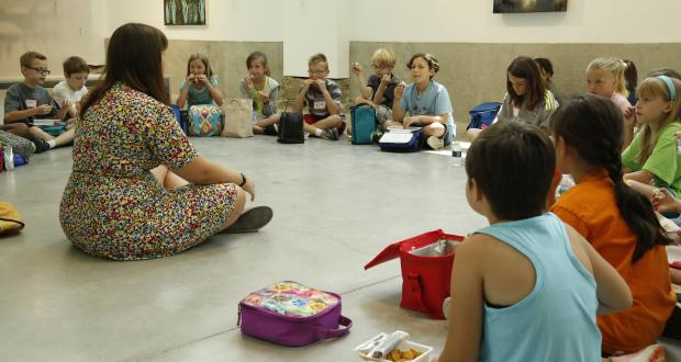 Summer Arts Camp 2016