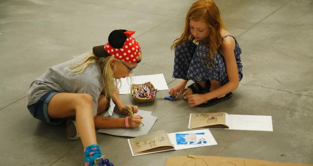Summer Arts Camp 2017