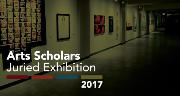 Art Scholars Juried Exhibition banner