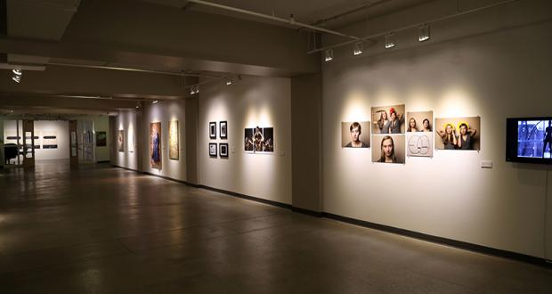 Arts Scholars Juried at Urban Arts Space, Photographed by Ada Matusiewicz