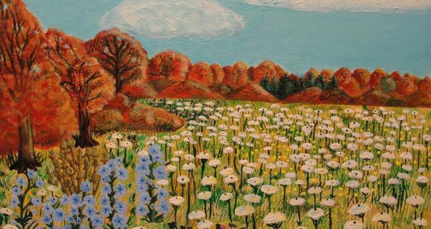 Kathaleen Thouvenin: Autumn Field