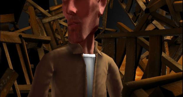 Tartarus, interactive real time animation