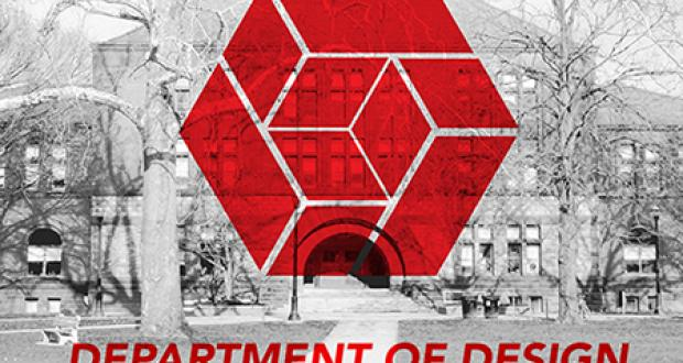 Department of Design Spring Exhibition Banner