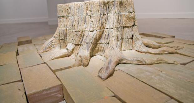 Tree Stump Piece